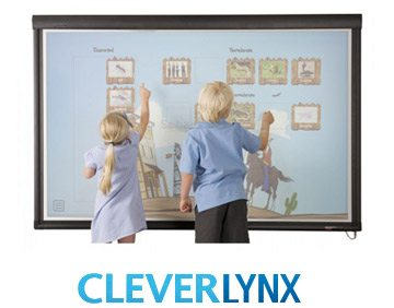 Interactive Flat Screen Software - CleverLinx