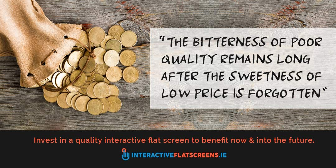 Which Interactive Flatscreen Should I Buy - School Buyers Guide