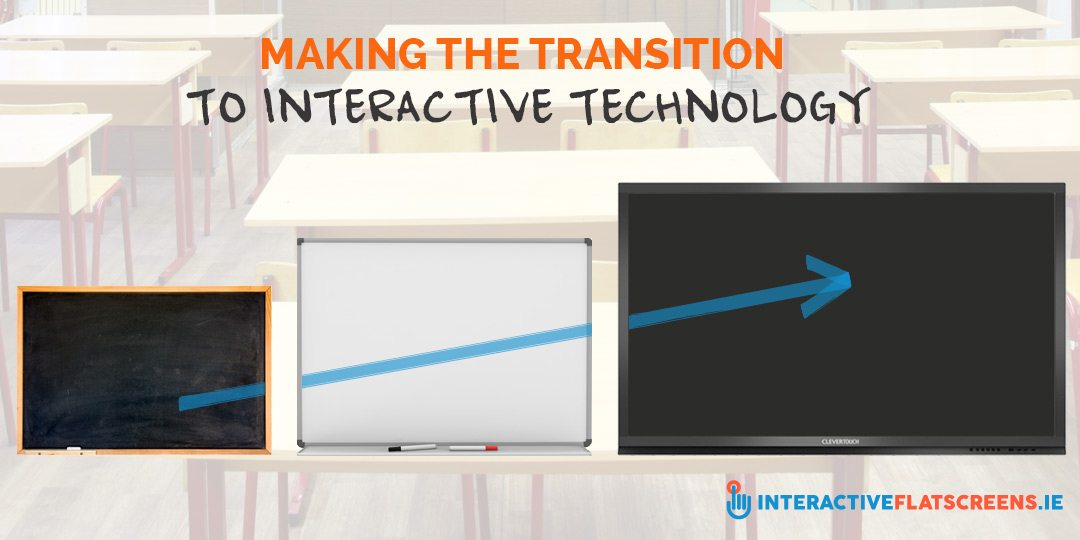 Making the Transition to Interactive Technology - IFS Tech for Schools