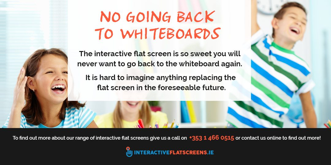 No Going Back to Whiteboards