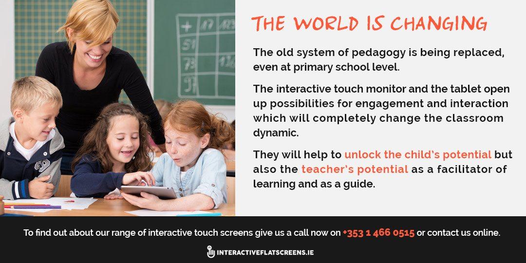 - ICT & Primary Level Education