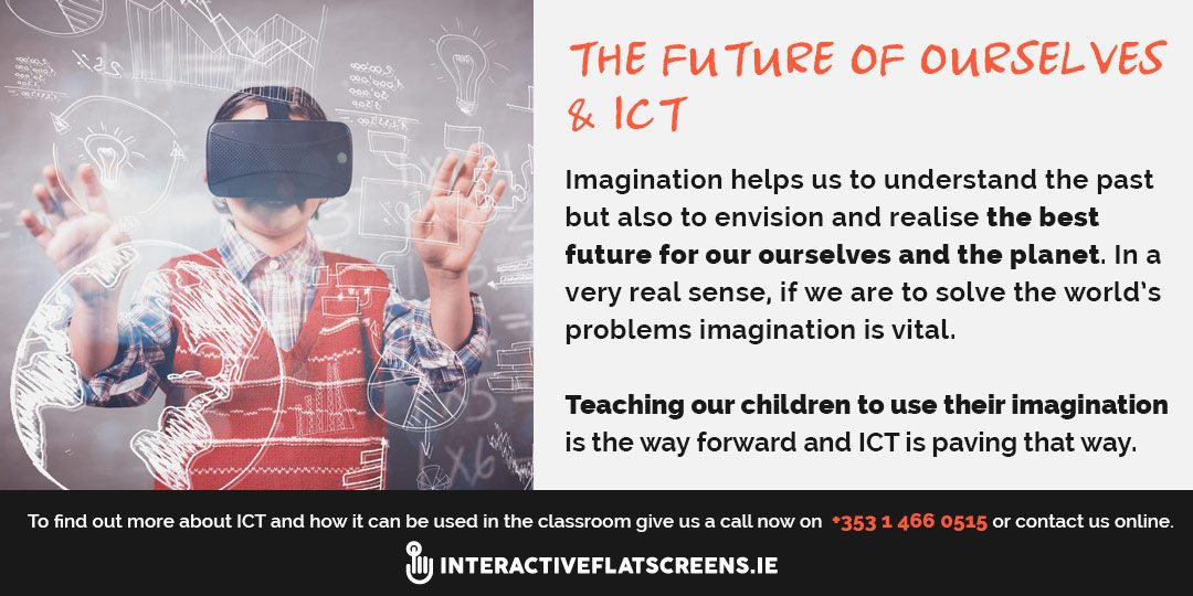 Future of ICT - Interactive Flat Screens Ireland