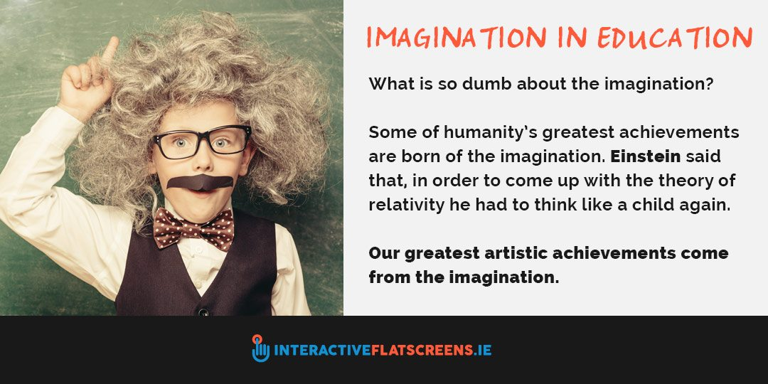 Imagination in Education - Interactive Touch Screens