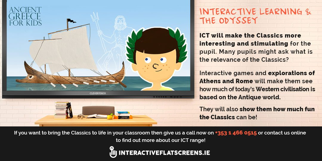 Interactive Learning and the Odyssey