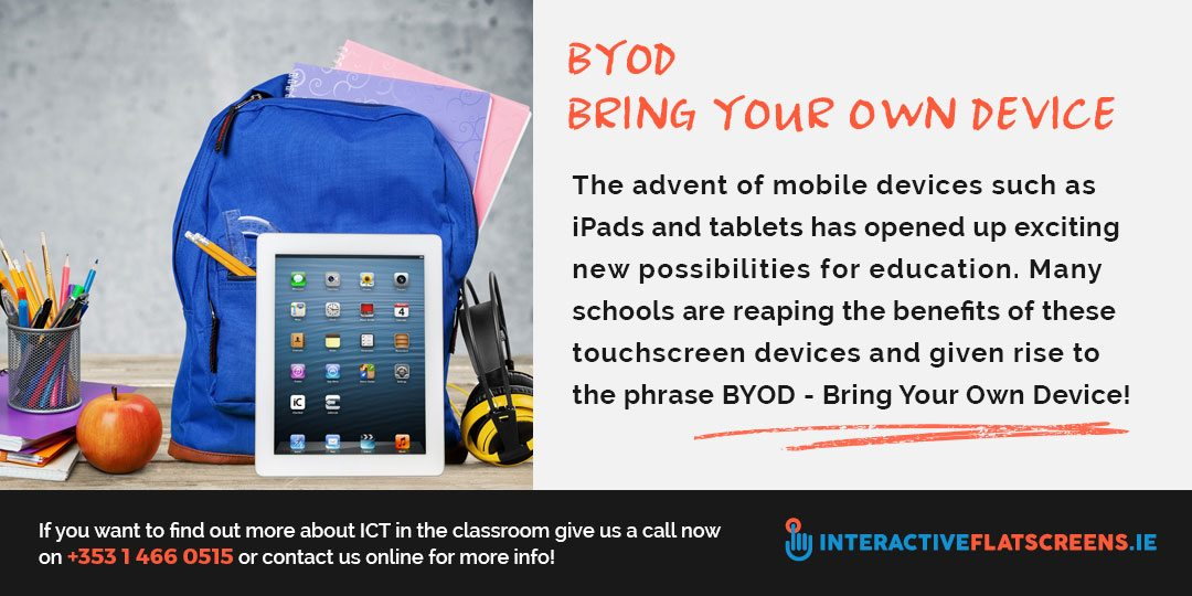 Mobile Devices in the Classroom - BYOD