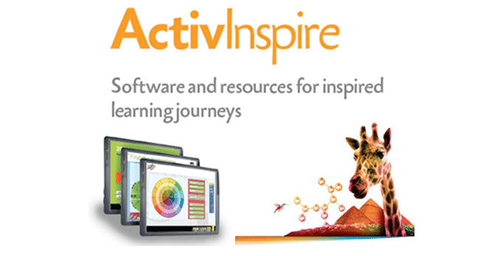 Activinspire - Promethean Activpanel Software