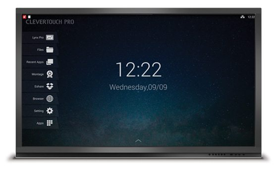 Clevertouch for Business - Clevertouch Pro Series Ireland