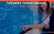 ICT and Pedagogy - Interactive Flat Screens