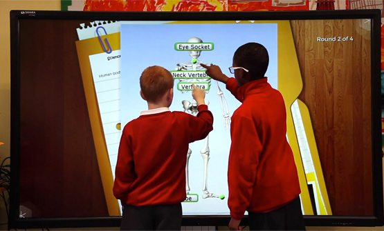 Interactive Panels Range - Clevertouch for Education - Clevertouch Ireland