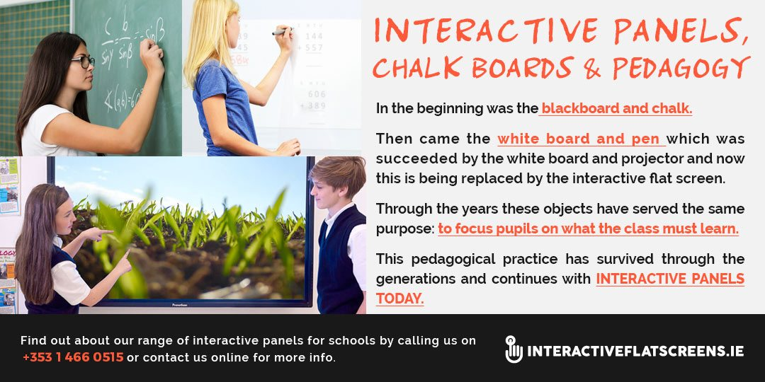 Interactive Panels and Pedagogy