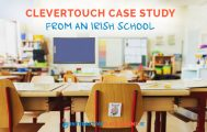 Clevertouch Study from an Irish School - Interactive Flat Screens