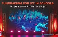 Fundraising for ICT in Schools with Kevin Rowe Events