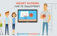 Grant Scheme for Digital PE Equipment -Interactive Flatscreens
