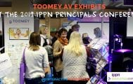 Toomey AV Exhibits at IPPN Conference 2019