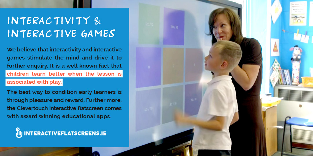 Interactive Games for Schools