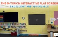 M-Touch Interactive Flat Screen Schools - Ireland