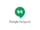 Google Hangouts - Video Meetings - Interactive Flatscreen Ireland