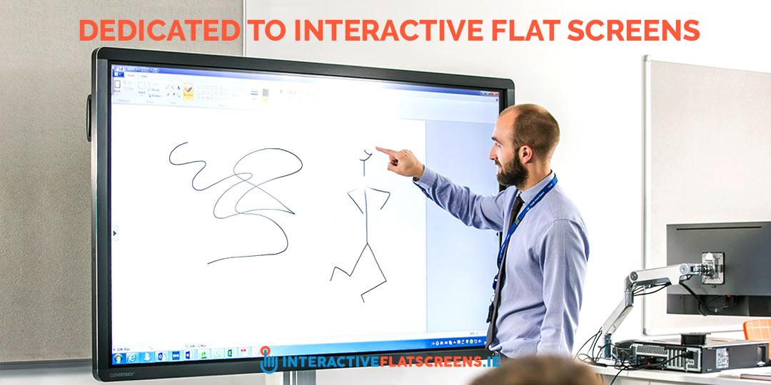 Dedicated to Interactive Flat Screens - AV for Schools Ireland