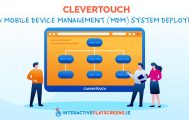 Clevertouch - Mobile Device Managment - Interactive Flatscreen for Schools Ireland