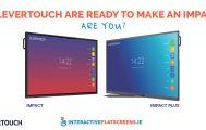 Clevertouch Impact Range - Interactive Flatscreens - Ireland