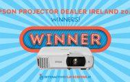EPSON Projector Dealer Ireland 2020 - Interactive Flatscreen