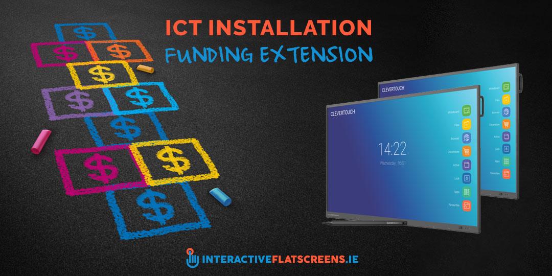 ICT Installation Funding Extension Irish Goverment - Toomey