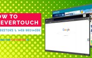 How to Clevertouch - Cleverstore and Web Browser - IFS Ireland