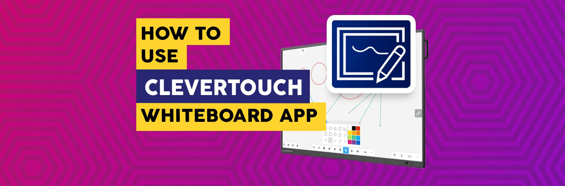 Clevertouch Whiteboard - Interactive Flatscreens Schools - Ireland