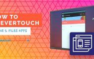 How Clevertouch Active Files Apps - Interactive Flatscreen Schools - Ireland
