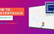 How Clevertouch - Whiteboard App - Interactive Flatscreen Schools - Ireland